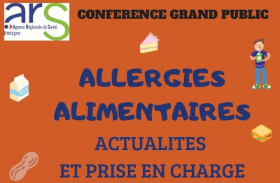 Conférence Allergies Alimentaires - UBS Lorient